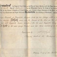 1819 Fine George Durant