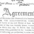 Tudor House 1935 Agreement