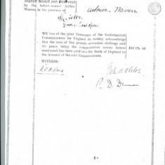 Agreement p4 signatures