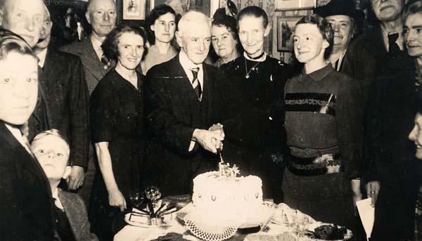 Fisher family celebration