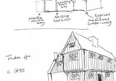 Edward Roberts drawings and notes