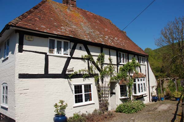 Forge Sound, the oldest  private dwelling in East Meon