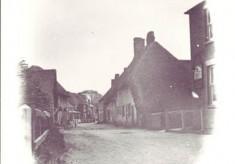 Glenthorne House, old photographs