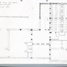 Ground floor plan 1991