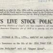 Lloyds Livestock Policy