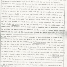 1927 Page two of Covenant to Surrender