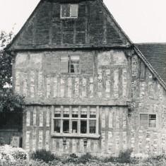 Tudor House north gable