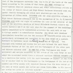 1927 - Smiths covenant to surrender to Trustees of Liphook District Ancient Order of Foresters Friendly Society