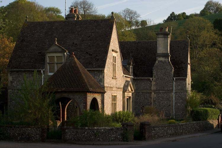 The Forbes Almshouses, photographed by Chris Warren