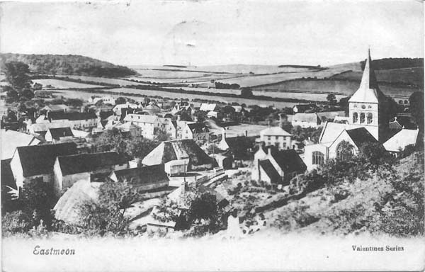 Church_and_village 1900s