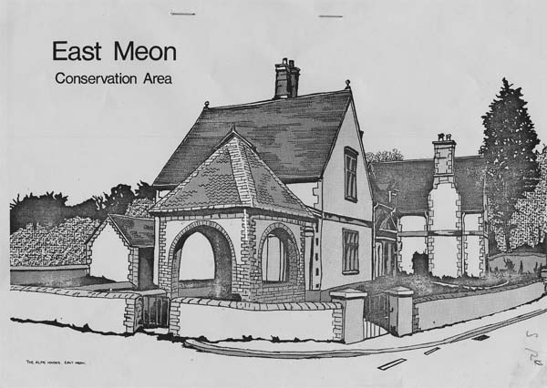 East Meon Conservation Area report, 1976.