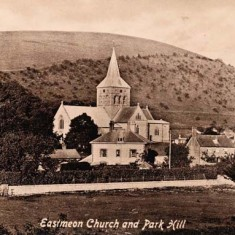 All Saints Church and Park Hill