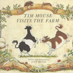 Cover of Tim Mouse Visits the Farm, 1977.