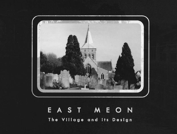 Cover of East Meon Village Design Statement, 1999