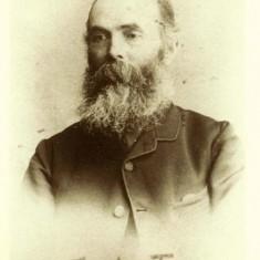 William Stephens Tregear, the second headmaster