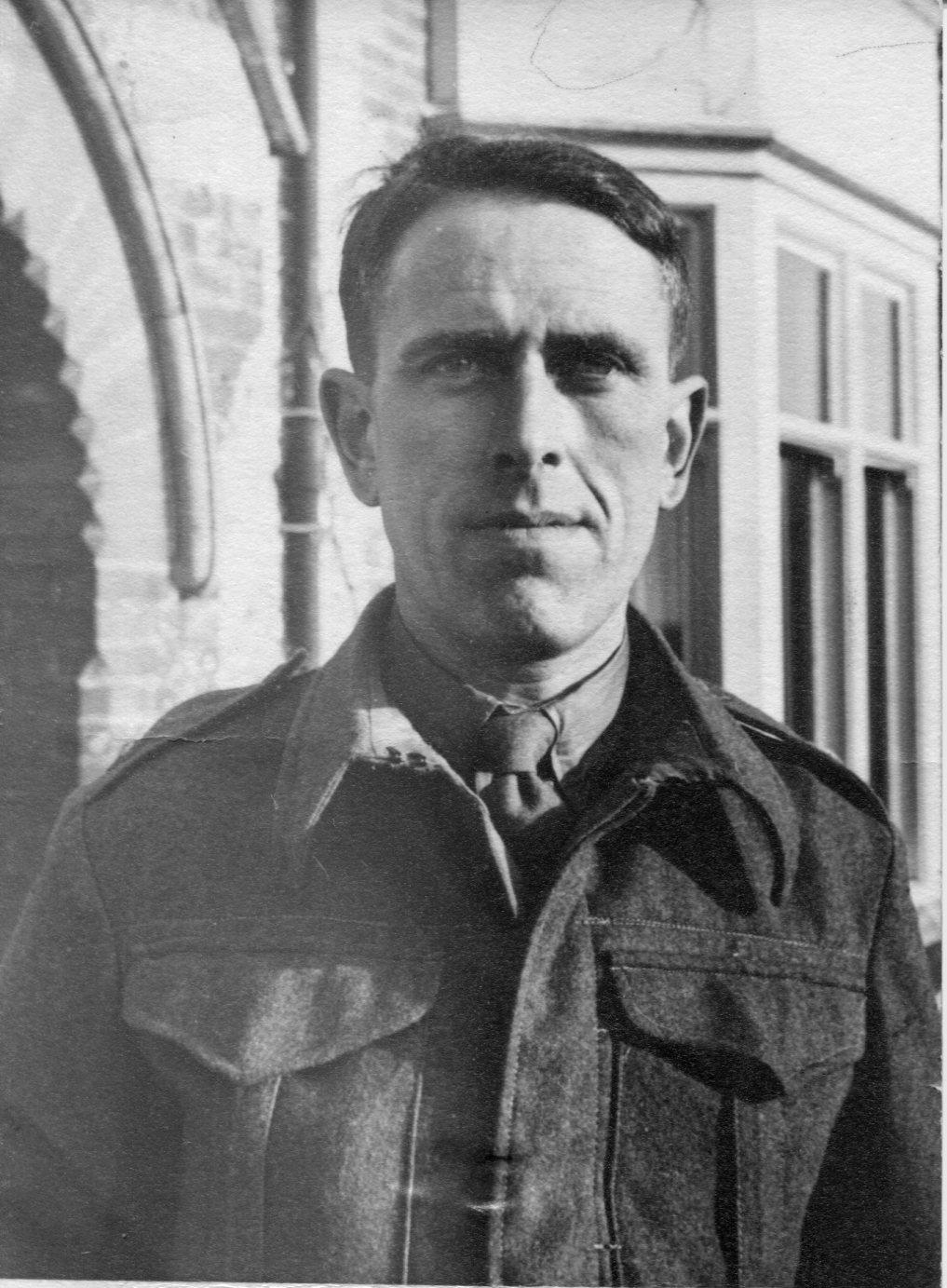2nd Lt Saunders