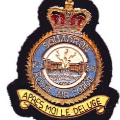 617 squadron badge (Dambusters)