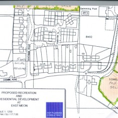 HGP plan for Coppice Corner and Kews Meadow