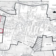 A8 HGP plan for Belmont Farm and Kews Meadow