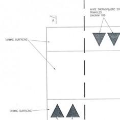 B12 Speed bump drawings