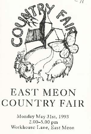 The first Country Fair