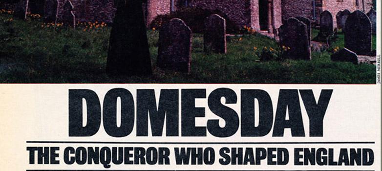 Domesday Landmarks