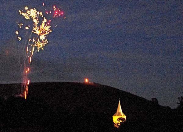 Fireworks &c