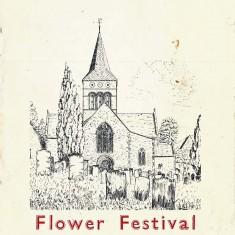 The cover of the 1967 Floral Festival.