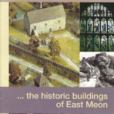 Guided walk around the historic buildings of East Meon. 2014