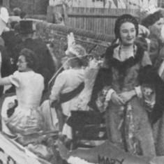 Queens of England tableau