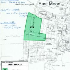 Plan accompanying local plan.