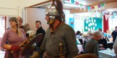 Saxon re-enactment