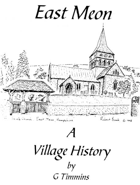 Village History front cover