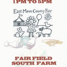 Flyer for 2004 Fair, in Fair Field, south Farm
