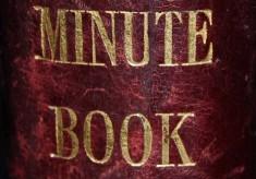Institute Minutes 1952 - 1973