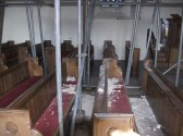 Ceiling collapse 2009