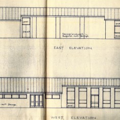 July 1973 side elevations