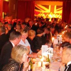 Dinner to celebrate Trafalgar Day, October 2005