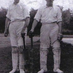 W. Blackman on right.