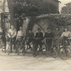 Youth Club, lat 1940s or early 1950s