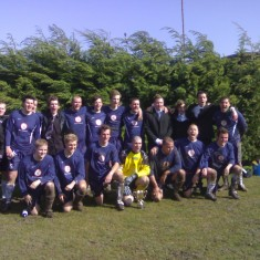 The 2006 team which won the Etteridge Cup