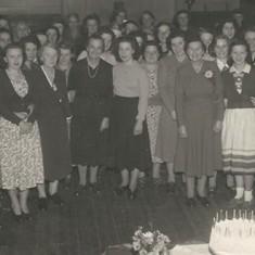 Women's Institute at the Village Institute