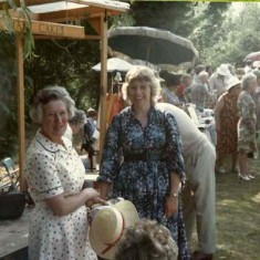 Eileen Atkinson and Jane Atkinson