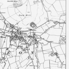 Ordnance Survey  1910
