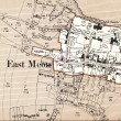 Twentieth century maps