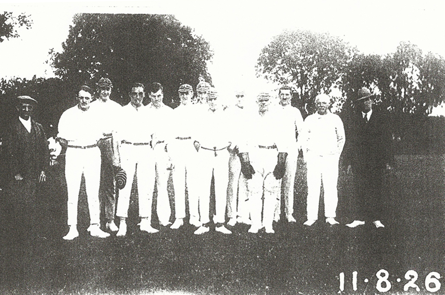 East Meon Cricket Team, 1926