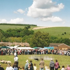 General View of Country Fair