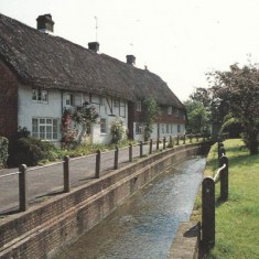 Hockley and Brook Cottages, River Meon