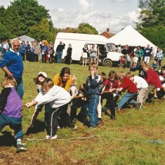 Children's tug of war 2