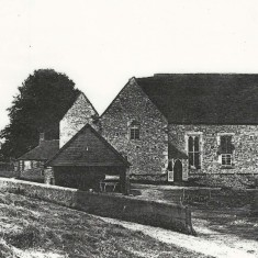 Court Farm, 1900s